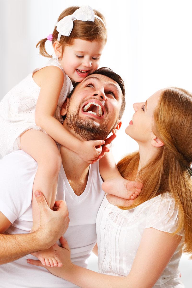 vub haus Familie
