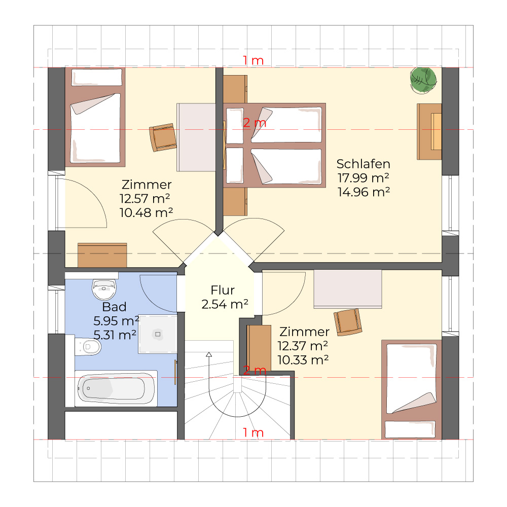 Nova 673 - klassisches Einfamilienhaus