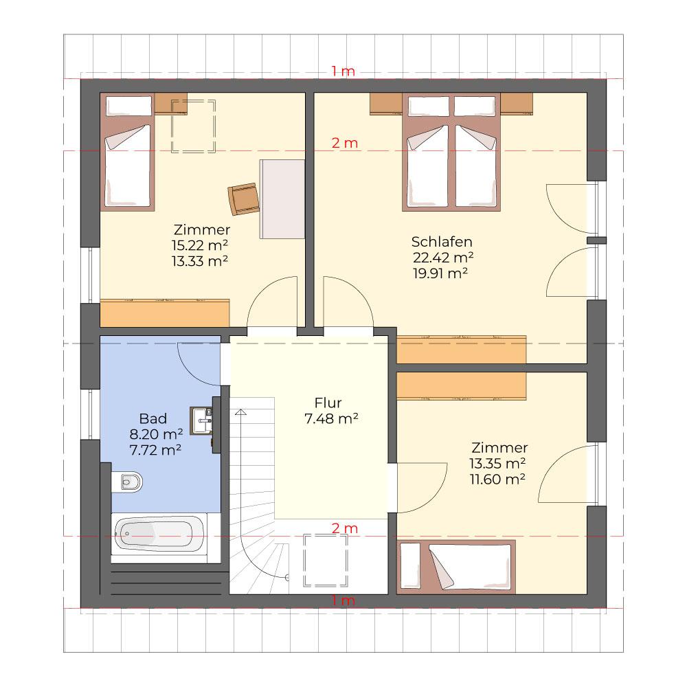 Nova 86 - klassisches Einfamilienhaus