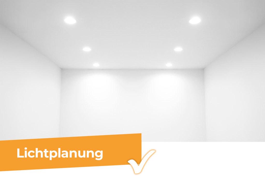 vub haus Ausstattung Lichtplanung