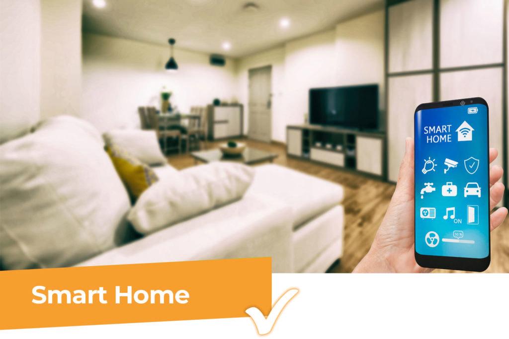 vub haus Ausstattung Smart Home