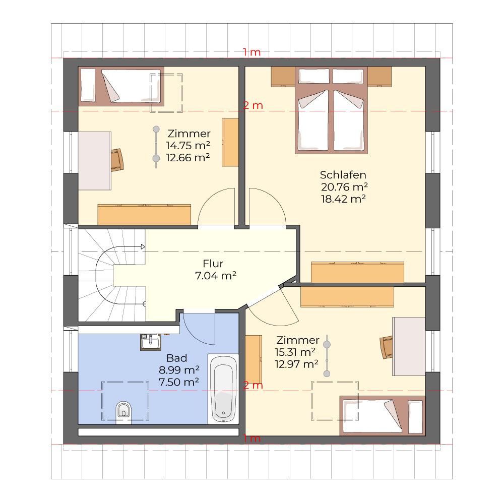 Nova 78 - klassisches Einfamilienhaus