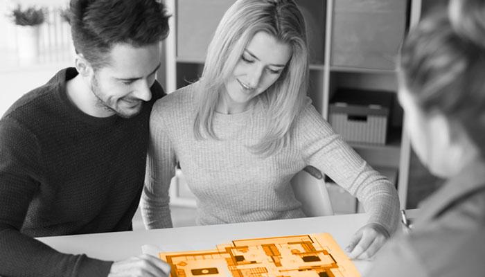Hausplanung Makler